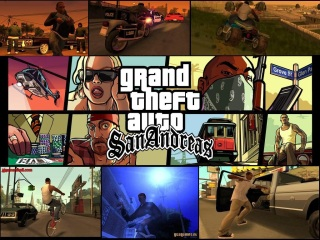 GTA San Andreas Full RIP Download Mediafire PC Game